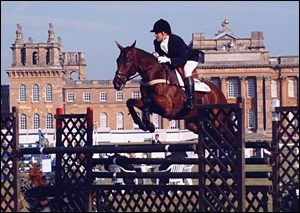 Graeme Thom at Blenheim 2003